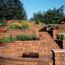 Modern Landscaping Stones And Pavers by General Shale