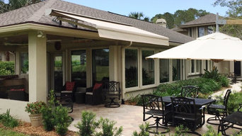 Retractable Awning @ Sawgrass Country Club (Private Residence)
