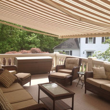 Traditional Patio by BRESLOW HOME DESIGN CENTER