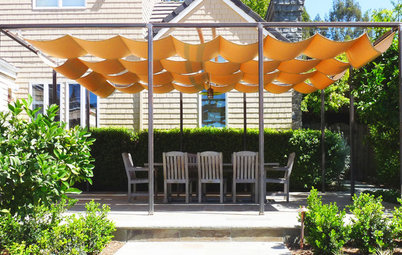 Shady Character: Stylish Covers for Your Patio
