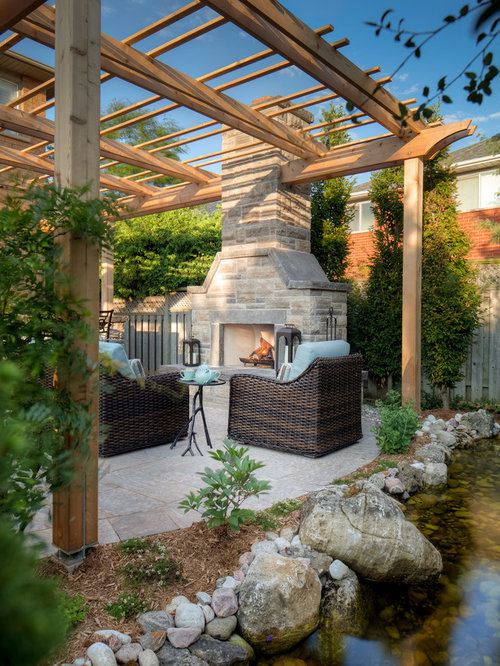 Designer Fireplaces Home Design Ideas Remodel and Decor