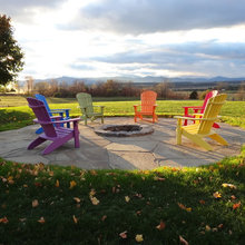 12 Simple Ways to Add Color to Your Outdoor Space