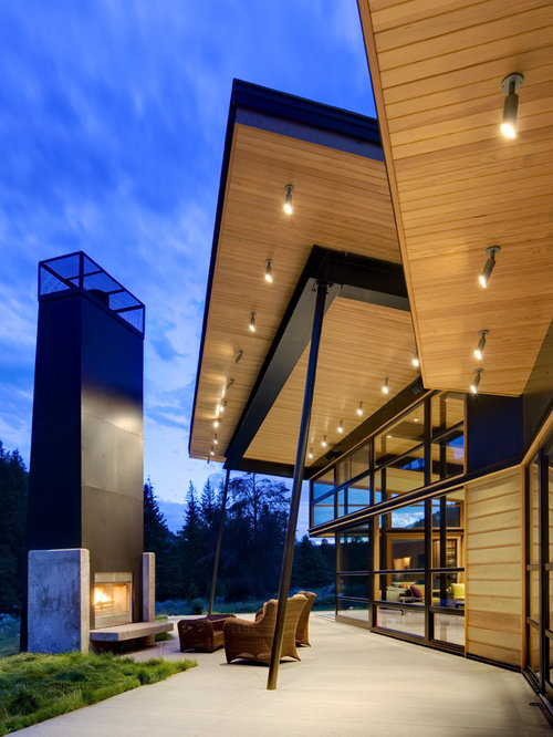 Wood Soffit Houzz