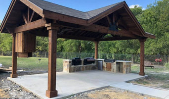 Rockwall Patio Cover