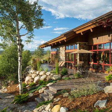 Rocky Mountains Home Spa