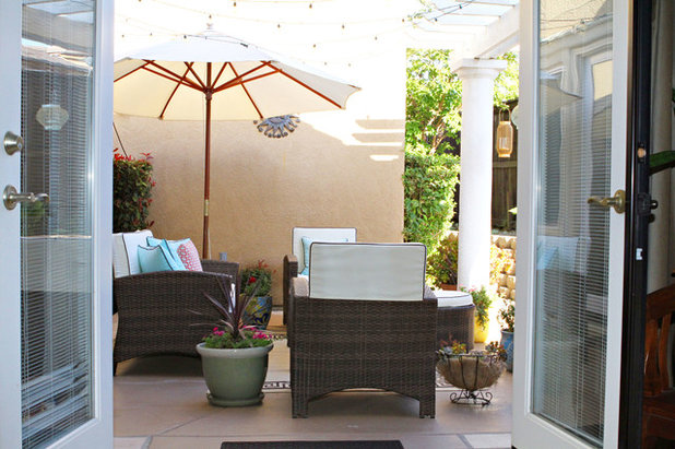 Beautiful Traditional Patio by Simply Tangerine