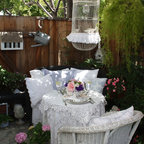 French Country Style Refinished Furniture Eclectic