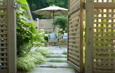 Upgrade Your Outdoor Privacy With Lattice