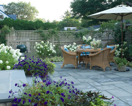traditional patio design ideas, remodels & photos   houzz - Landscape And Patio Design