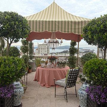 Roof Terrace by Frank Holbrook Design
