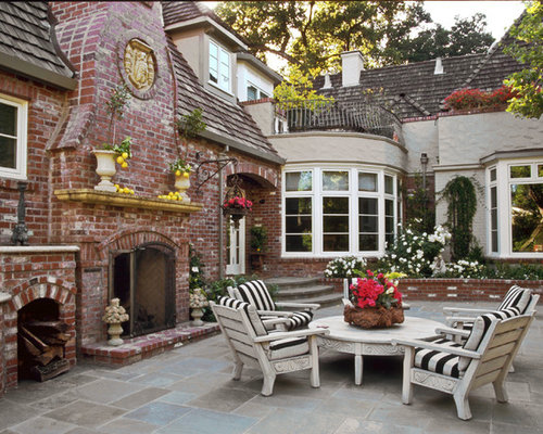 Brick And Stucco Houzz