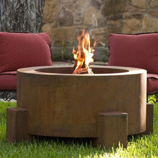 Fire Pits by Home Infatuation