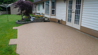 Rubber Stone Patios