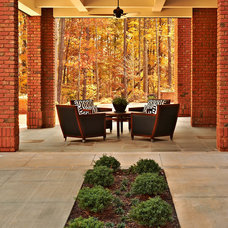 Contemporary Patio by Rufty Custom Built Homes and Remodeling