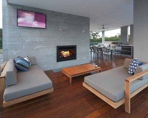 Wooden Outdoor Furniture  Houzz