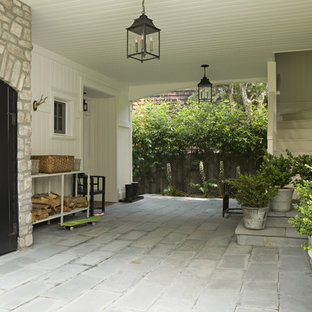 Rustic Canyon New Home