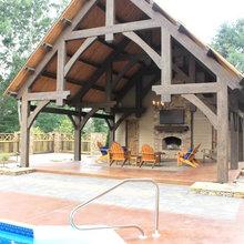 Pool Houses & Pavilions