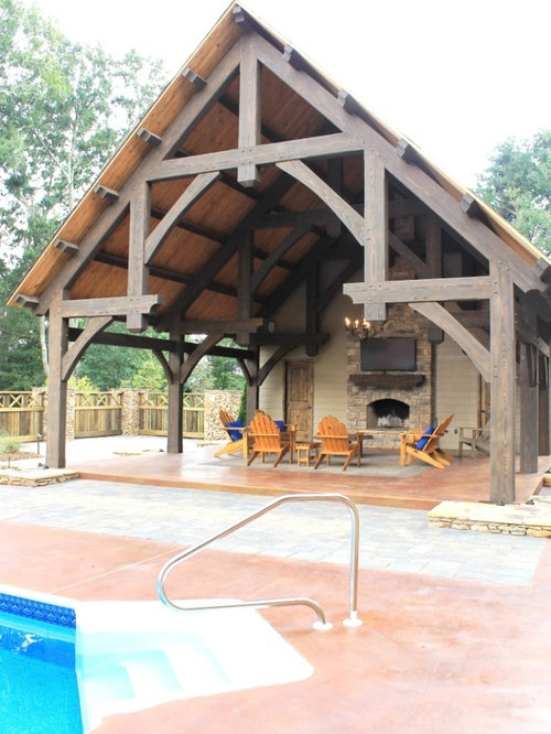 Pool Pavilions Houzz