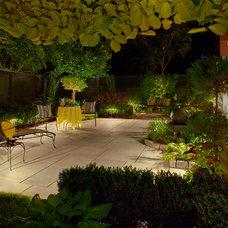 Traditional Patio by Sudbury Design Group