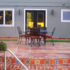 Patio by Rustico Tile and Stone
