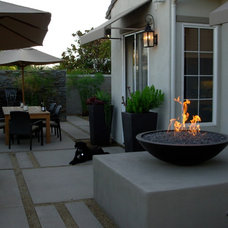 Contemporary Patio by J. S. Brown Design