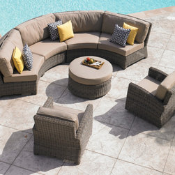 San Diego Outdoor Furniture - Bainbridge Collection by Northcape Int.