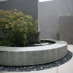 contemporary patio by Kikuchi & Associates