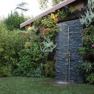 Ispirazione per un patio o portico design