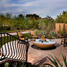 Contemporary Patio by Bianchi Design