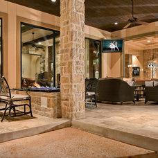 Traditional Patio by Progressive Solutions / Renaissance Bronze Windows