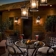 Contemporary Patio by We Got Lites