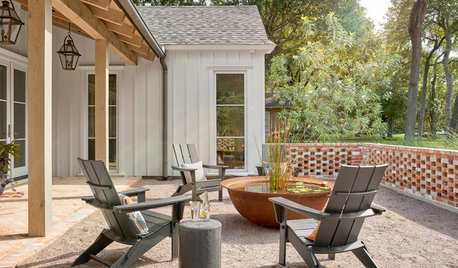 Trending Now: 10 Top New Outdoor Spaces That Win With Containers