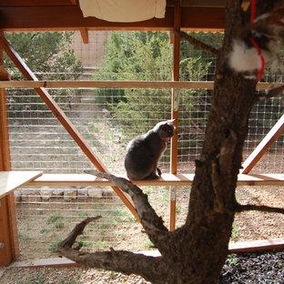 Santa Fe Outdoor Cat House