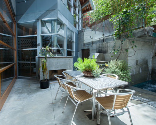 Concrete Hardscape Design Ideas | Houzz