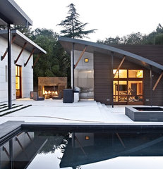 modern pool by WA design