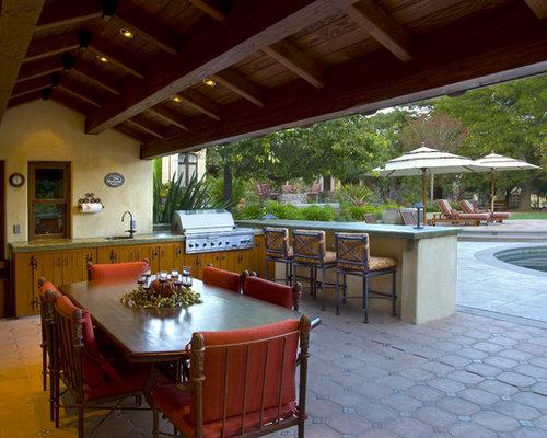 Outdoor Kitchen Bar | Houzz