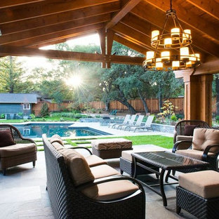 Saratoga Extreme Backyard Make over