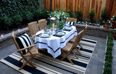 Outdoor Rugs Have Style Covered