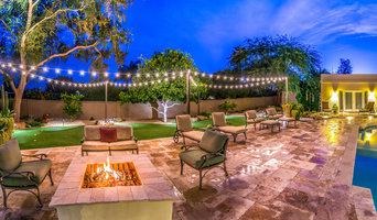 Scottsdale Backyard Living