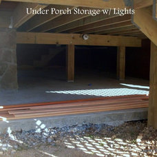 Traditional Patio by Pristine Acres