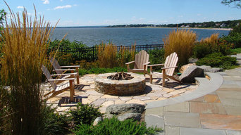 Seaside Residence- Firepit
