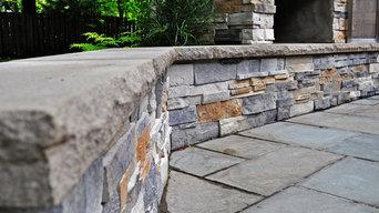 Seat Walls and Retaining Walls