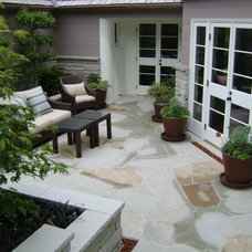 Traditional Patio by The Philbin Group Landscape Architecture