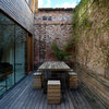 Tricks to Make Your Walled Courtyard Look Bigger