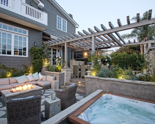 Spa Patio Home Design Ideas Pictures Remodel And Decor