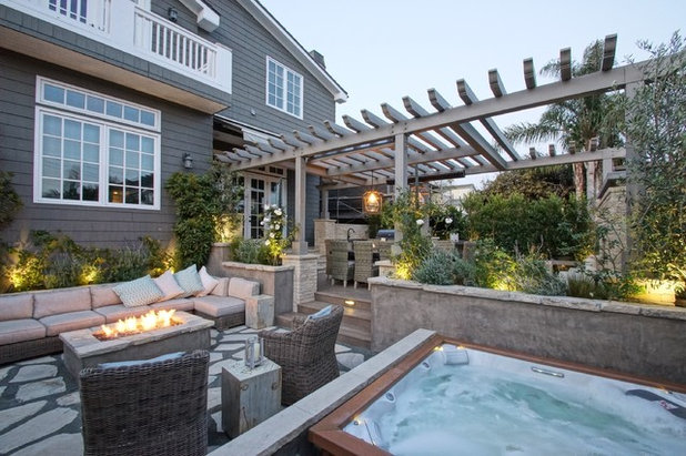 Traditional Patio by JDS OUTDOOR DESIGNS