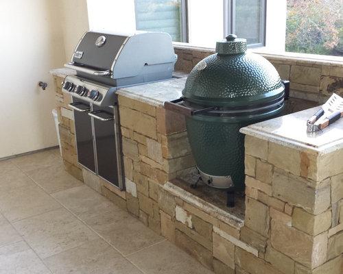 weber grill houzz. Black Bedroom Furniture Sets. Home Design Ideas