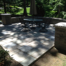 Traditional Patio by Landscaping By Design