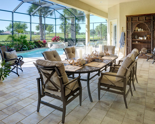 florida lanai home design ideas pictures remodel and decor