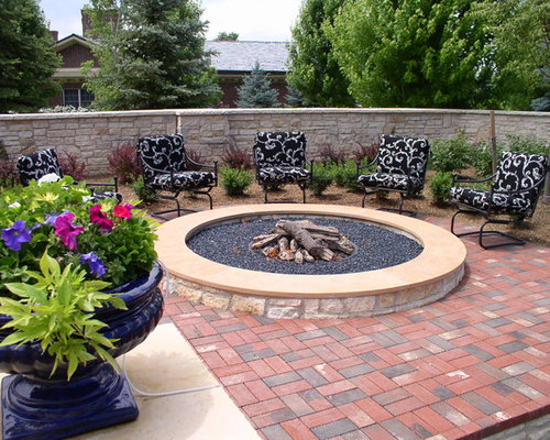 Brick Patio Designs With Fire Pit Tips Tricks For Incredible Fire Pit  Chimney Patio Saveemail